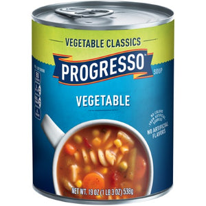 PROGRESSO VEGETABLE