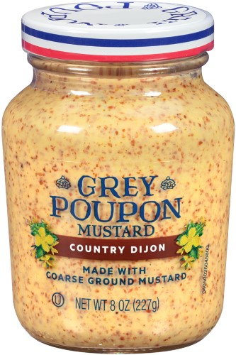 Gray Poupon Country Dijon Mustard