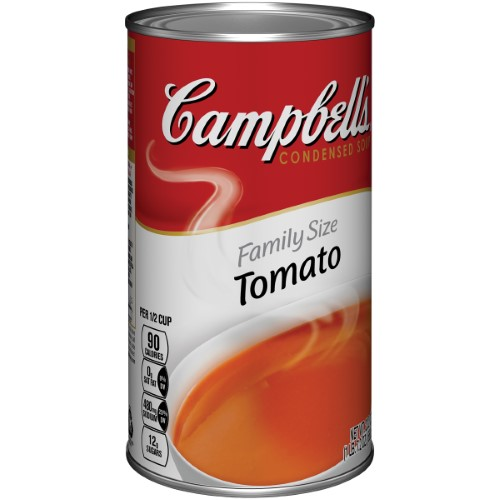 CAMPBELL'S FAMILY SIZE TOMATO