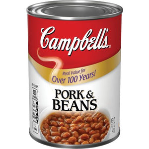 Campbell's  Pork & Beans, 14.8 Oz