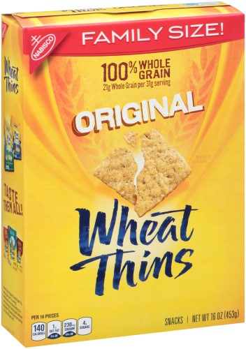 WHEAT THIN FAM SZ