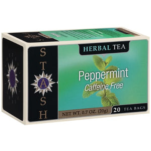 Stash Herbal Tea Caffeine Free Peppermint