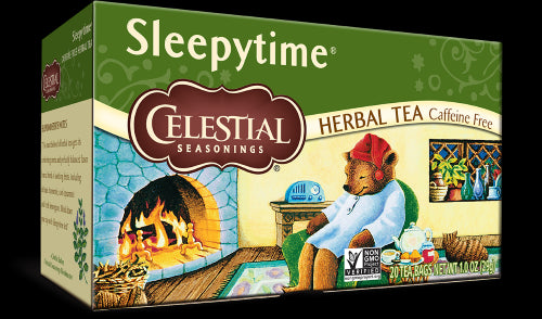 Celestial Seasonings Sleepytime Herbal Tea Caffeine Free