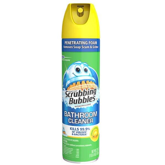 SCRUBBING BUBBLES LEMON AERO