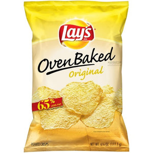 LAY'S BAKED CHIPS ORIGINAL 6.25 OZ