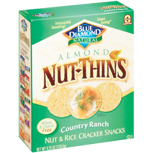 ALMOND NUT THINS COUNTRY RANCH