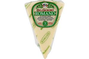 BelGioioso Romano Cheese Wedge