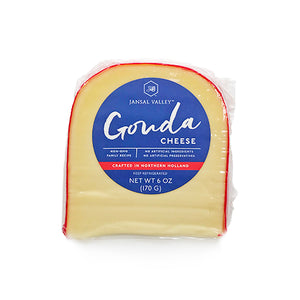 CHEESE, RED WAX GOUDA