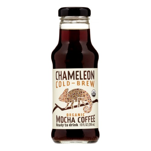 Chameleon Cold Brew Organic Mocha Coffee 10 FL OZ