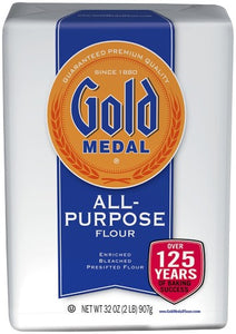 Gold Medal All-Purpose Flour, 2 Lb