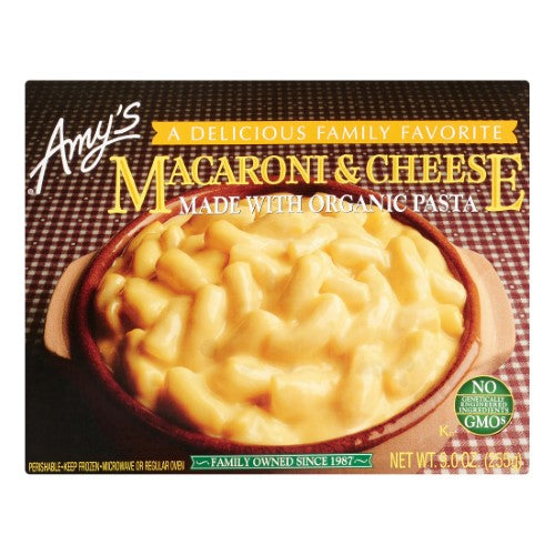 Amy's Organic Macaroni & Cheese