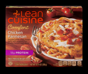 Lean Cuisine Culinary Collection Chicken Parmesan Meal