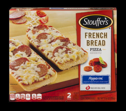 Stouffer's French Bread Pizza Pepperoni 2 ct.