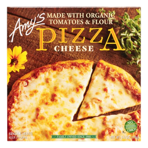 Amy's Frozen Cheese Pizza