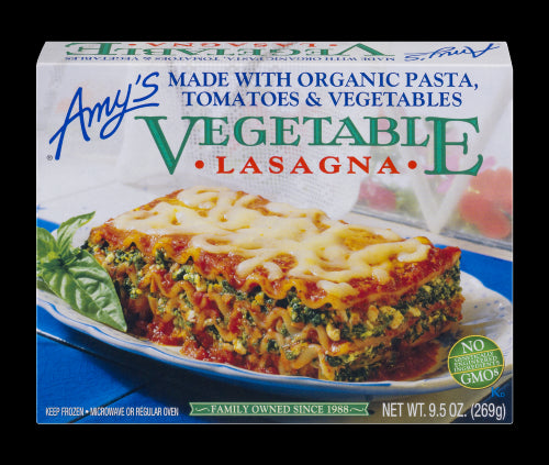 Amy's Vegetable Lasagna
