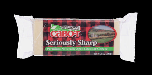 Cabot Seriously Sharp Cheddar