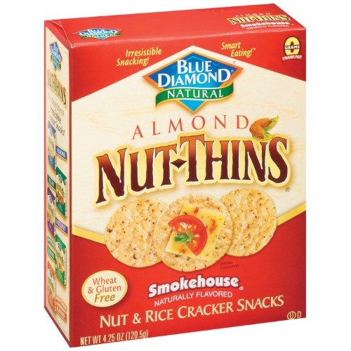 ALMOND NUT THINS SMOKEHOUSE