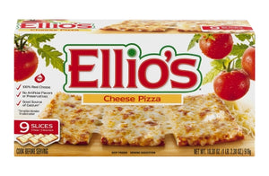 Ellios Cheese Pizza
