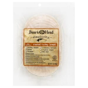 BOAR'S HEAD ROASTED TURKEY BREAST