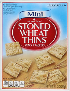 MINI STONED WHEAT THINS