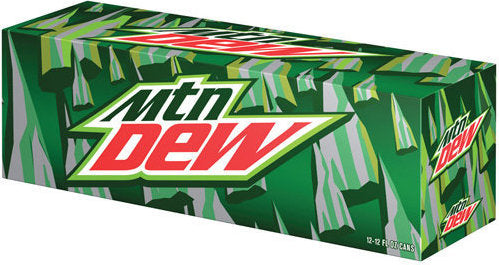 Mountain Dew 12 Pack