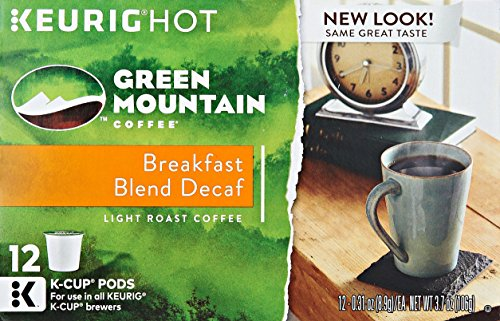 GREEN MT DEC BRKFST K-CUP