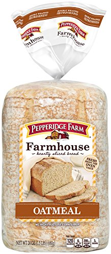 PEPPERIDGE FARM FARMHOUSE OATMEAL BREAD