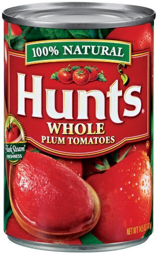 Hunt's Whole Peeled Plum Tomatoes