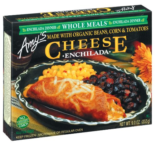 Amy's Cheese Enchilada, Whole Meals