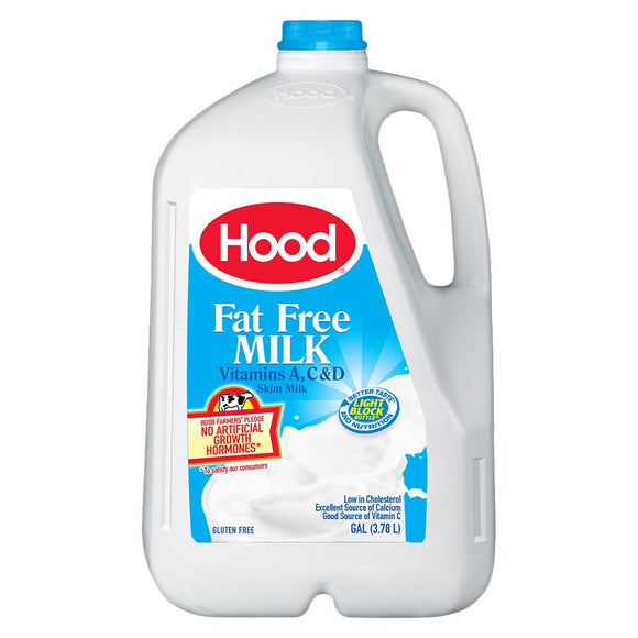 Hood Fat Free Milk - 1gal