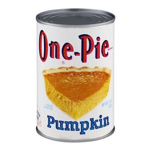 ONE PIE PUMPKIN