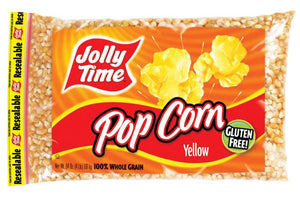JOLLY TIME POPCORN YELLOW