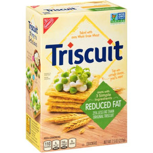 TRISCUIT RED FAT