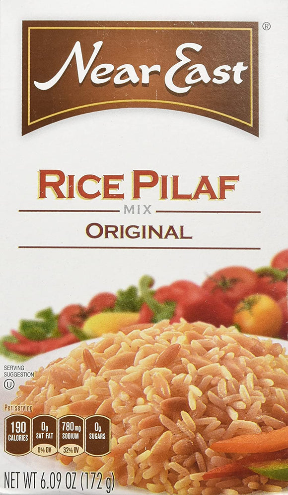 NEAR EAST RICE PILAF MIX ORIGINAL