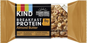 KIND BAR ALMOND BUTTER PROTEIN BREAKFAST