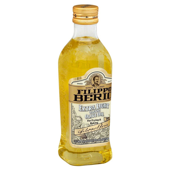 FILIPPO BERIO LIGHT OLIVE OIL