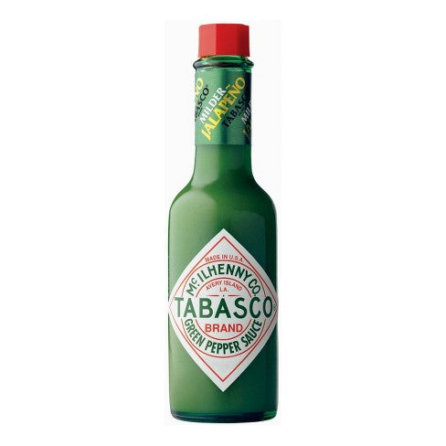 MCILHENNY GREEN PEPPER TABASCO SAUCE