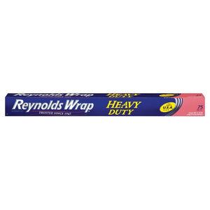 Reynolds Wrap Heavy Duty 75 Sq Ft