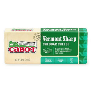 Cabot Vermont Sharp Cheddar Cheese