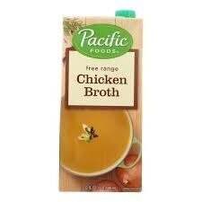PACIFIC NATURAL CHICKEN BROTH