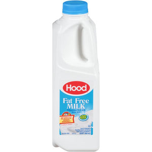 Hood Fat Free Milk - 1qt