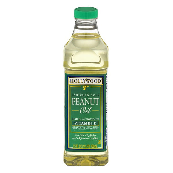 HOLLYWOOD PEANUT OIL
