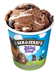 BEN&JERRY PHISH FOOD