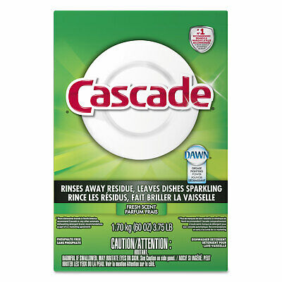 CASCADE POWDER FRESH REG