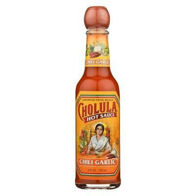 CHOLULA HOT CHILI GARLIC SAUCE