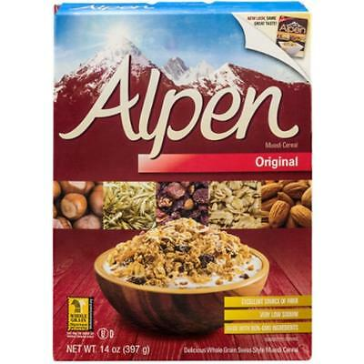 ALPEN ORIGINAL CEREAL NATURAL RAISN