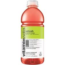 Vitamin Water Refresh Tropical Mango 32 OZ