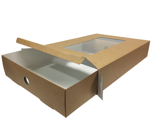Colpac Window Platter Large Combo (450x311x82mm) (Carton 25) (Each)