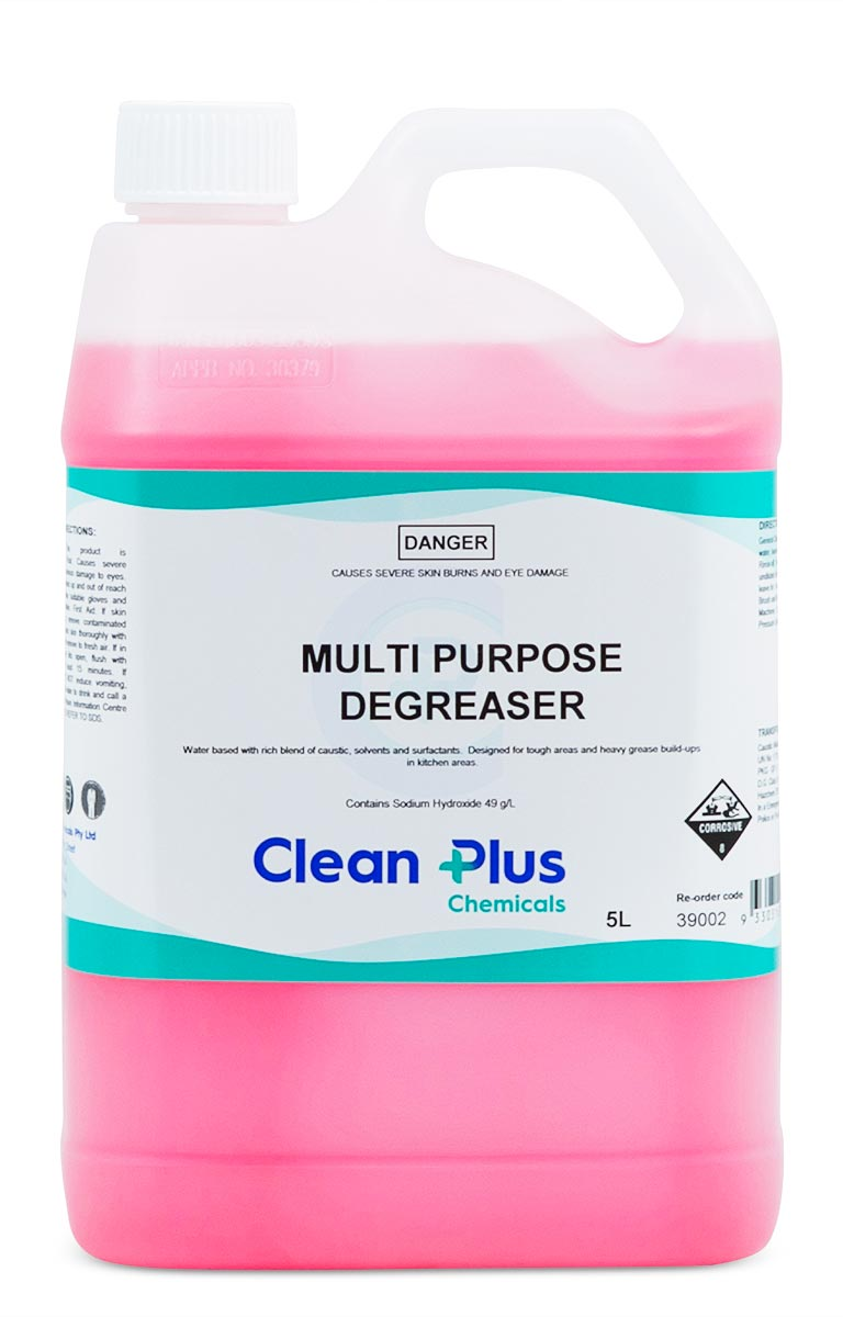 Degreaser Multi Purpose -Red Flash 5 Litre