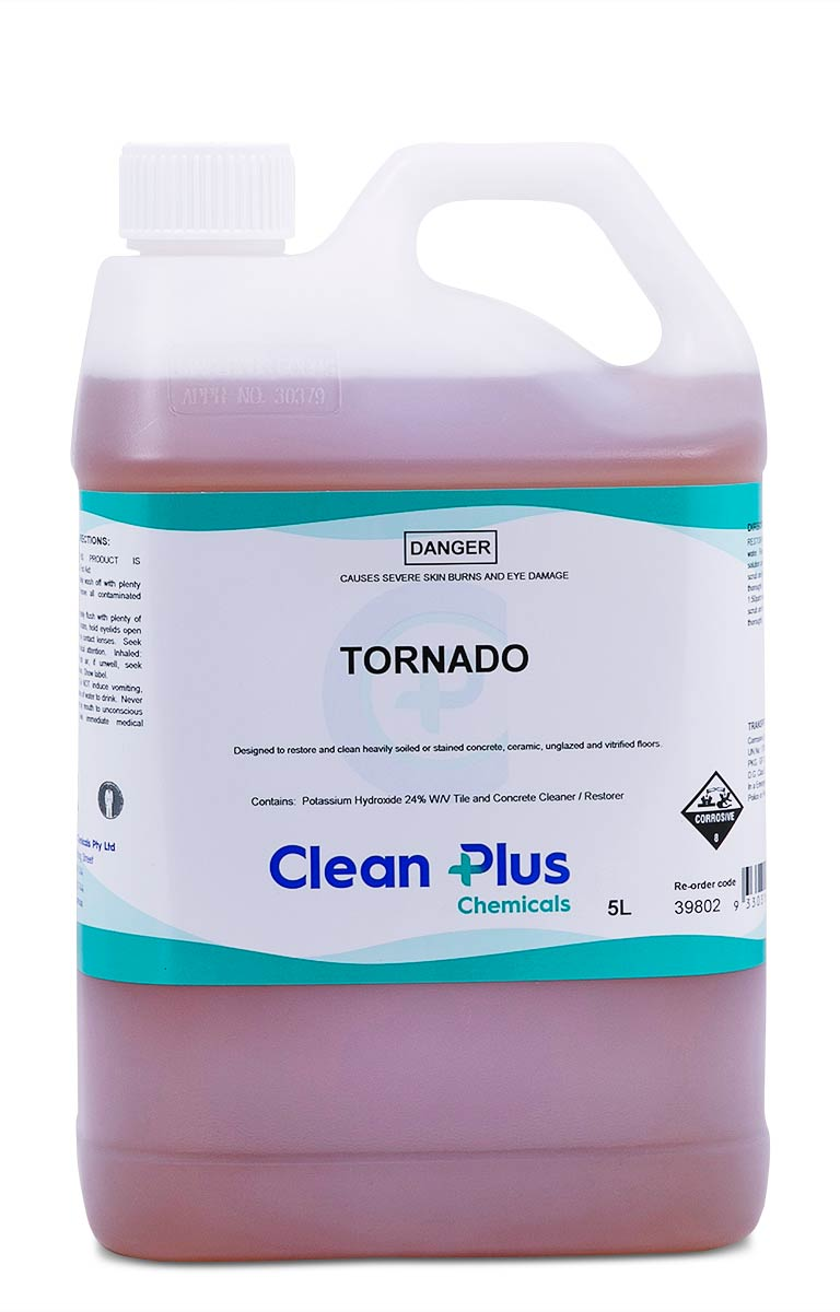 Tile Cleaner Tornado 5 Litre